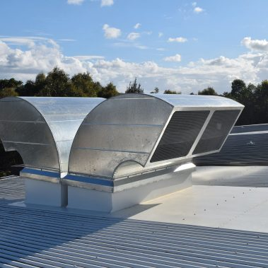 Air conditioning commercial installation outdoor brisbane
