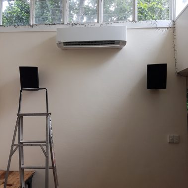 Residential Air Conditioning Indoor High Wall Mounted